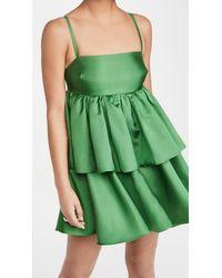 Macgraw Coversation Dress - Green