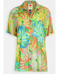 FARM Rio Neon Banana Boy Shirt - Multicolour
