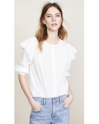 Current/Elliott - The Asley Shirt - Lyst