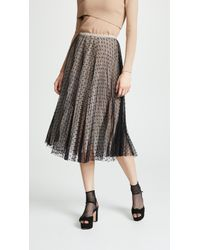Loyd/Ford - Multi Layer Tulle Skirt - Lyst