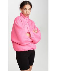 Free People Hit The Slopes Jacket - Pink