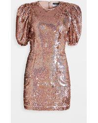 ROTATE BIRGER CHRISTENSEN Katie Dress - Pink