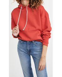 RE/DONE Classic Hoodie - Red