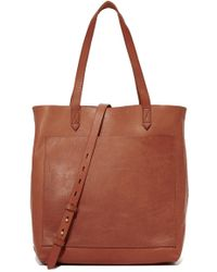 Madewell - The Medium Transport Tote - Lyst