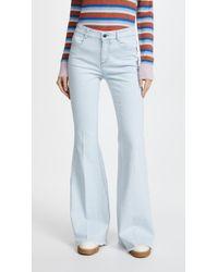 Stella McCartney - The '70s Flare Jeans - Lyst