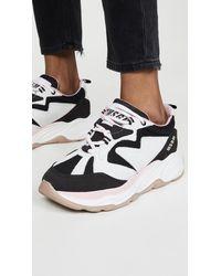 MSGM Chunky Sneakers - Black