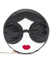 Alice + Olivia - Stace Face Circular Coin Pouch - Lyst