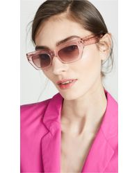33a8ffb32c13 Pared Eyewear - Petite Amour Sunglasses - Lyst