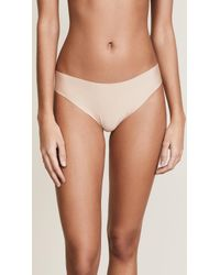 Commando - Butter Mid Rise Thong - Lyst