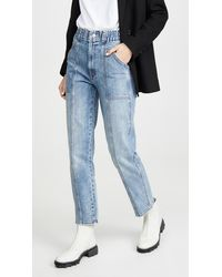 Mother - Superior The Springy Ankle Jeans - Lyst