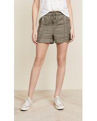 Splendid - Arabesque Shorts - Lyst