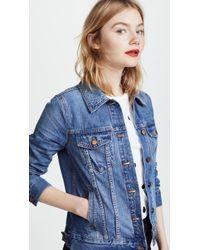 Madewell Denim Jacket - Blue