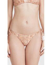 L*Space - L*space Lennox Classic Bikini Bottoms - Lyst