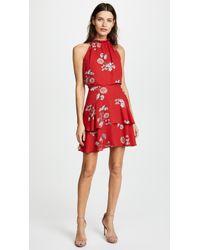 BB Dakota - Cadence Floral Dress - Lyst