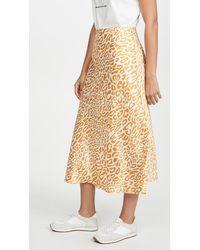 Rebecca Minkoff Davis Skirt - Multicolor