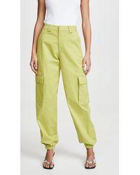 I.AM.GIA Antares Cargo Trousers - Green