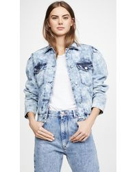 Étoile Isabel Marant Iolinea Jacket - Blue