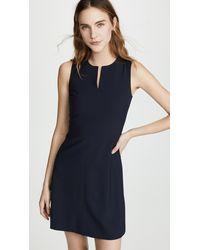 Theory Edition Miyani Dress - Blue