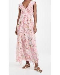 MISA Los Angles Claudita Dress - Pink