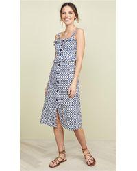 Sea - Polka Dot Corset Dress - Lyst