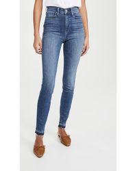 Ayr Riser Jeans - Blue