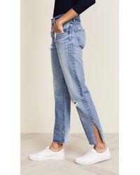 Moussy - Mv Alva Straight Jeans - Lyst