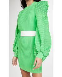 Solace London - Marina Mini Dress - Lyst