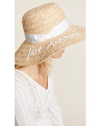 Kate Spade - Just Married Sunhat - Lyst