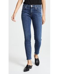 Goldsign - The Profit Ankle Skinny Jeans - Lyst