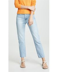 Madewell Perfect Summer Jeans - Blue