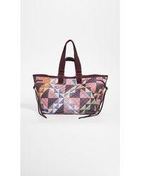 Isabel Marant Wardy New Bag - Purple