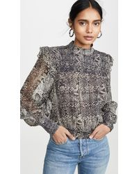 Free People Roma Top - Multicolour