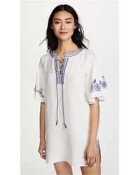 Parker - Coconut Cover Up - Lyst