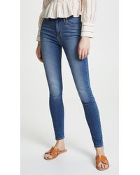 Levi's - Mile High Super Skinny Jeans - Lyst