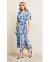 MINKPINK | Somerset Midi Dress | Lyst