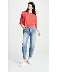 Levi's - Lmc Jane Doe Straight Leg Jeans - Lyst
