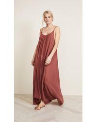 9seed - Tulum Maxi Dress - Lyst