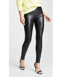David Lerner Vegan Barlow Leggings - Black