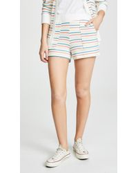 LNA Brushed Simon Shorts - Multicolour