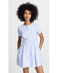 English Factory - Ruffle Detail Dress - Lyst
