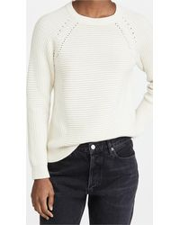 J Brand George Ribbed Sweater - Multicolor