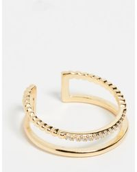 Shashi - Jade Ring - Lyst