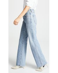Citizens of Humanity - Annina High Rise Wide Leg Jeans - Lyst