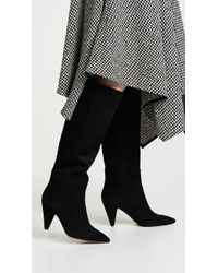 Alice + Olivia - Rosslyn Boots - Lyst