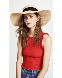 Hat Attack Braided Sunhat - Black