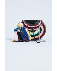 Sam Edelman Dree Hard Case Cross Body Bag - Multicolor