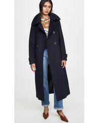 Mackage Elodie Coat - Blue