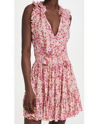 Poupette Mini Triny Dress - Multicolour