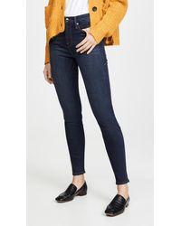GOOD AMERICAN Good Legs Jeans - Blue