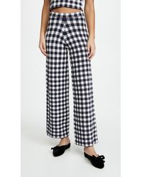STAUD Avalanche Trousers - Blue